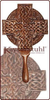 "Handspiegel ""Celtic Cross"""