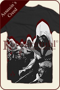 "T-Shirt ""Assassin´s Greed - The Brotherhood"""