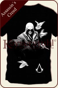 "T-Shirt ""Assassin´s Greed - Truth"""