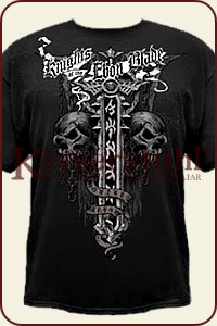 "WOW T-Shirt ""Knights of the Ebon Blade"""