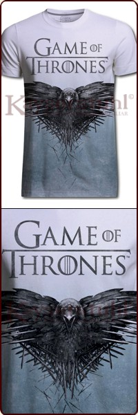 "Game Of Thrones T-Shirt ""Sublimation"""