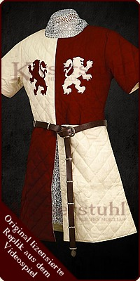 "Assassin´s Creed - Gambeson ""Lionheart"""