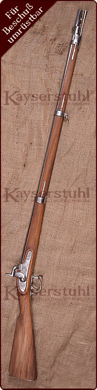 Springfield 1842 Muskete