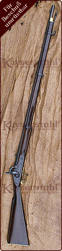 2-Band Enfield Rifle Muskete (1856)