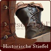 KAYSERSTUHL - MITTELALTERLICHES SCHUHWERK  STIEFEL 52a2b11a86