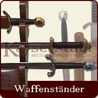 Mittelalterliche möbel selber bauen  KAYSERSTUHL - WAFFEN UND SCHILDE DES MITTELALTERS