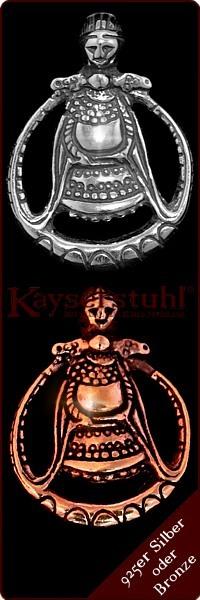 KAYSERSTUHL - FRÜHMITTELALTERLICHER WIKINGERZEITLICHER SCHMUCK