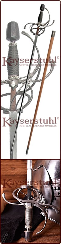 "Rapier ""Solingen"" Antikversion"