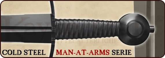 COLD STEEL MAN-AT-ARMS SERIE